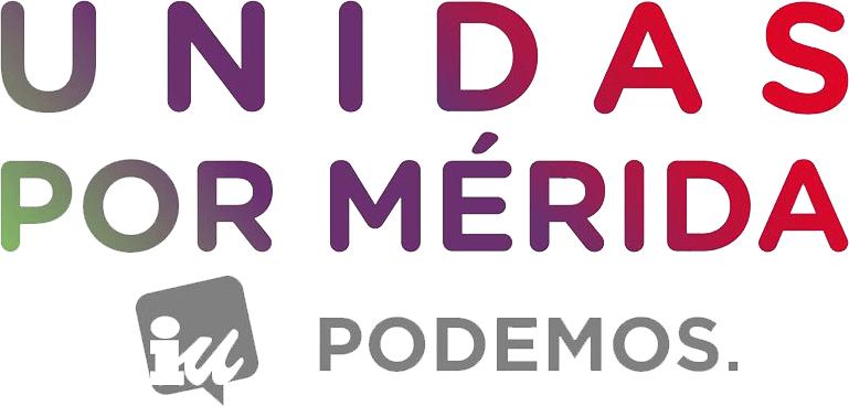 Logo grupo Unidas por Mérida